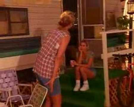 Nicole Eggert Jeans Shorts Video