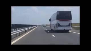 Driving to Romania 2016 - Border Hungary Romania