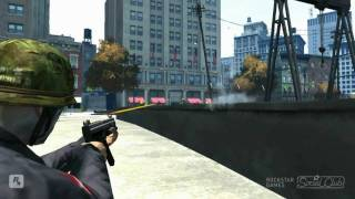 GTA 4- HauntingBobOBob Frag Movie | HD