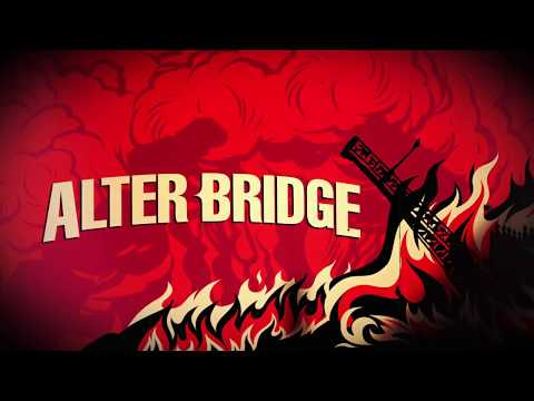 Alter Bridge - My Champion (Official Video)
