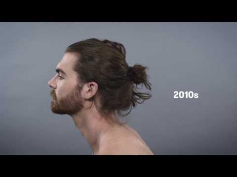 Как менялась мода мужчин за 100 лет!
