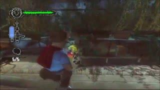 Monster House PS2 Walkthrough Part 7 No Commentary Escape!