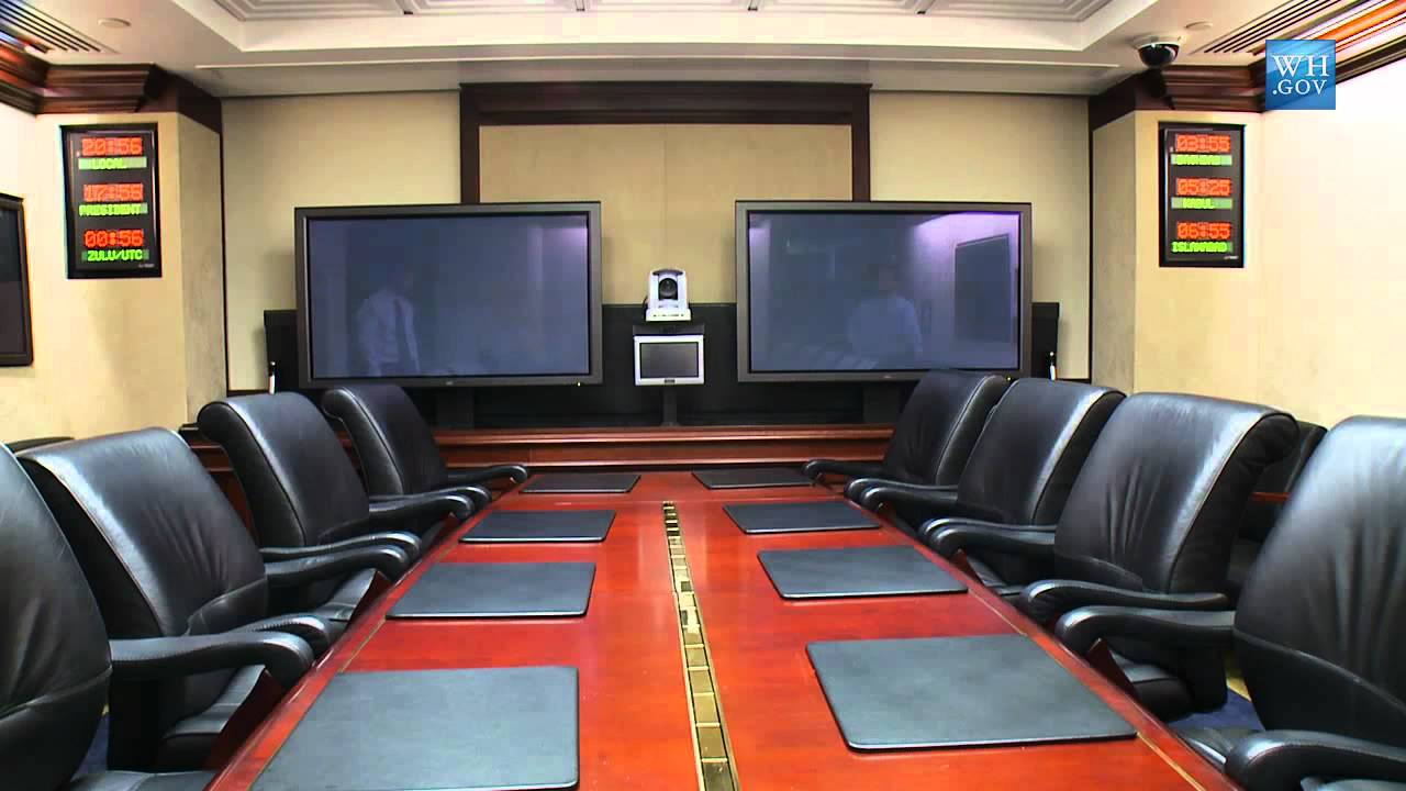 White House Situation Room Video