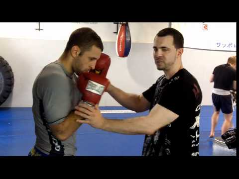 Clinch Gear MMA Technique of the Week - Rainbow Hook Image 1
