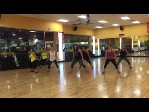 Juicy Wiggle- Redfoo- Cardio Dance Party with Berns