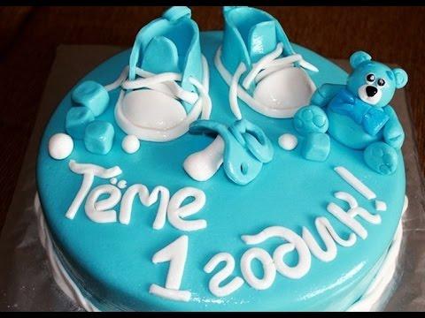 заказ торта на день рождения фото