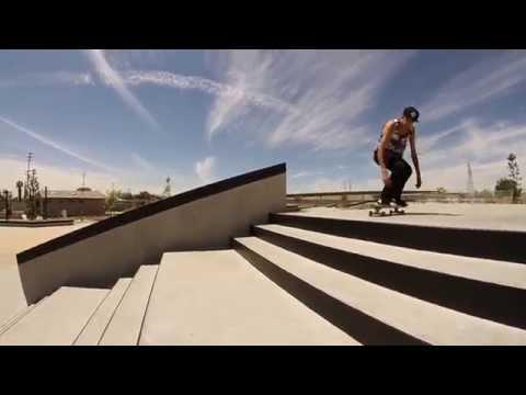 Vincent Luevanos x New Sheldon Skate Plaza