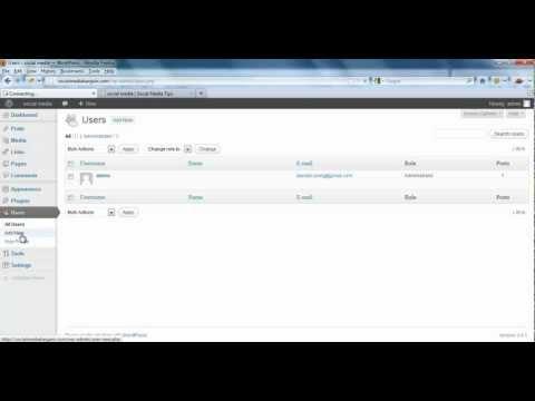 0 How To Use Wordpress   How To Setup Wordpress Tutorials