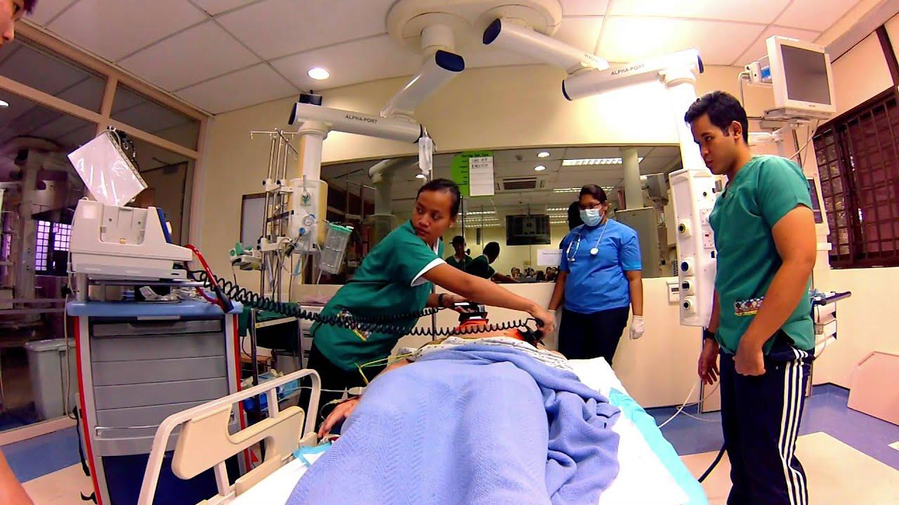Code Blue Resuscitation Gopro Code Blue Resuscitation