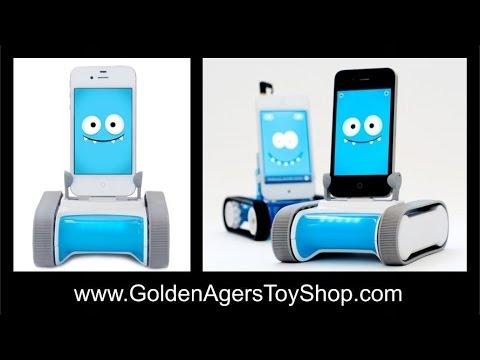 Romo the Smartphone Robot
