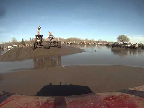 Rednecks with Paychecks Spring Break 2013 Tahoe Cruise Around mud pit