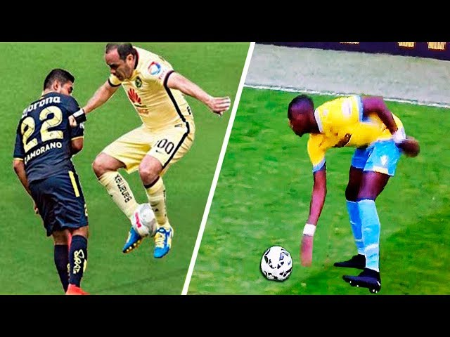 20 Rare Skills We See In Football