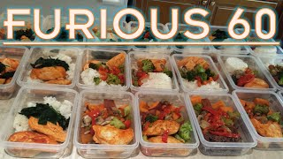 Nutrition / Meal Preparation | Furious 60 | Week 2