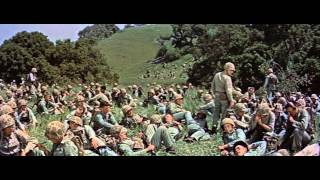 Battle Cry (1955) - Official Trailer