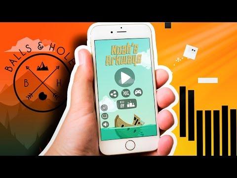 6 WCIĄGAJĄCYCH GIER NA WASZE TELEFONY  :D | Mobilne Granie [#58]