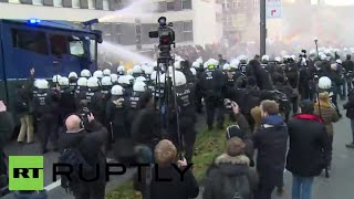 PEGIDA rally & counter-protest in Cologne following NYE assaults