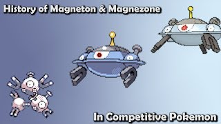 How GOOD were Magneton & Magnezone ACTUALLY? - History of Magneton & Magnezone in Competitive PKMN