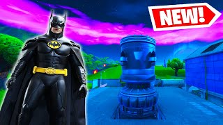 BATMAN X FORTNITE COLLAB SOON! (Fortnite Battle Royale)