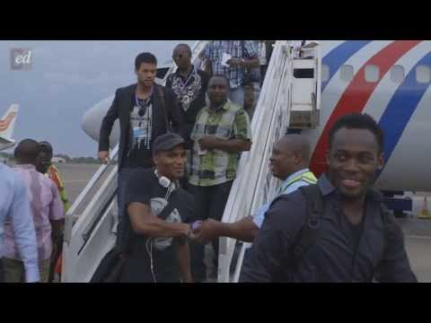 Michael Essien and friends travel to Ghana for The Game of Hope