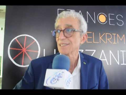تطوان بلوس في حوار مع الفنان التشكيلي عبد الكريم الوزاني
