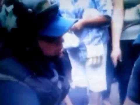 Policía de Orizaba golpea a menor por vender en la vía pública