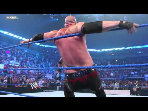 Smackdown: Randy Orton Vs. Kane - Street Fight video
