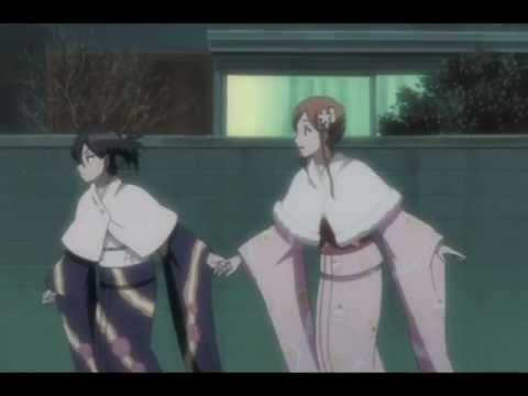 No Rivals, Just Friends (Pro-Friendship for Rukia and Orihime and all their fans)