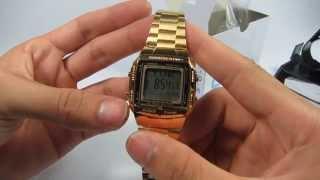 Đồng hồ đeo tay Casio databank DB360G-9A