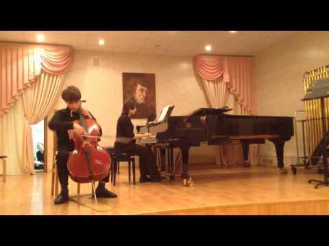 Жак Оффенбах - Дуэт для двух виолончелей