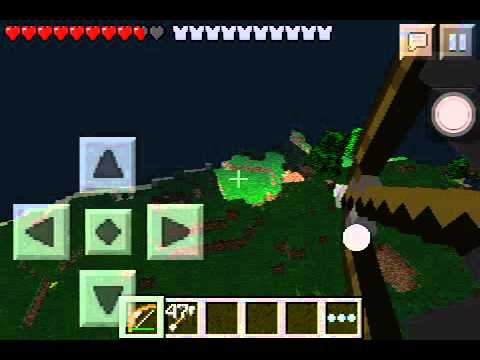 Mcpe Mod Showcase: Explosive arrows