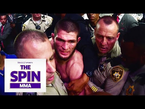 Latest on McGregor vs Khabib Post-Fight Brawl | #TheSpinMMA