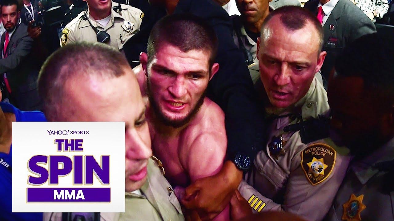 Latest on McGregor vs Khabib Post-Fight Brawl | #TheSpinMMA