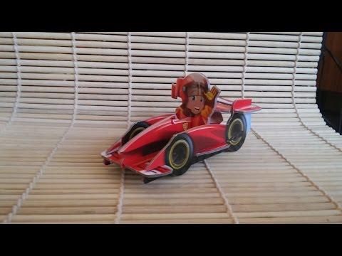 """3D Пазл Барни """"Гоночная машина"""""""