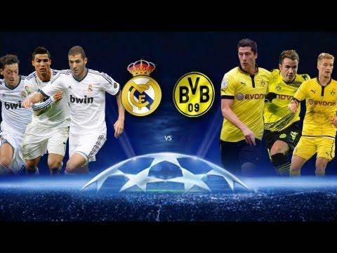 Fifa 13   2º Jogo Semifinal UEFA Champions League Real Madrid x Borussia Dortmund