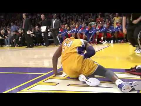Kobe Bryant injured Kobe Bryant out indefinitely what will the lakers do now? watch this and comment