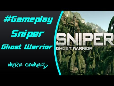 Sniper Ghost Warrior Gameplay (PC HD)