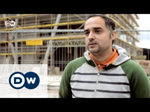 Romanian workers fight for their wages | Made in Germany