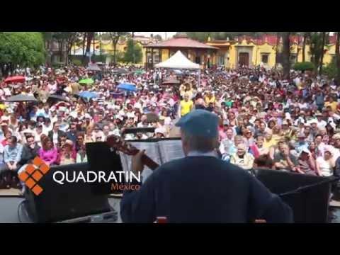 Concierto gratis de trovador Daniel Viglietti en Coyoacán