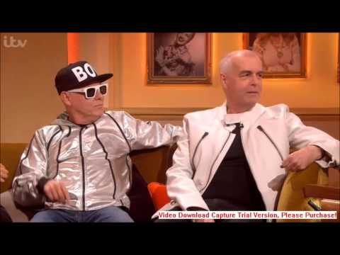 Pet Shop Boys Interview (paul O'grady Show 13 Nov. 2013) video