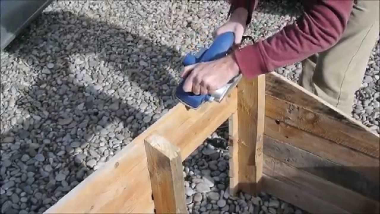 Como hacer una caseta para perro con palets youtube - Que vale construir una casa ...