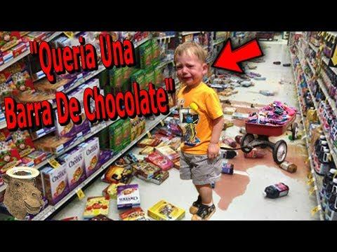 5 Niños Enojados Que Se Volvieron Locos En Tiendas