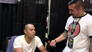 Walker Nation interview with Jose Pablo Cantillo - Martinez from The Walking Dead