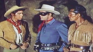 The Lone Ranger | Two Against Two | HD | TV Series English Full Episode