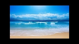 Relaxing Meditation Music with Ocean Views,  Hours of Tranquility