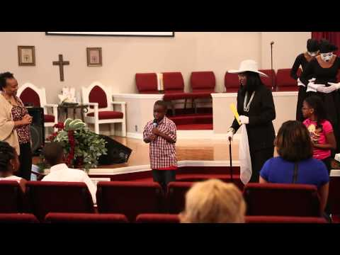 Tabernacle of Praise Christian Church Dance Ministry Skit
