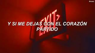 Charlie Puth - If You Leave Me Now (feat. Boyz II Men) (Traducida al Español)