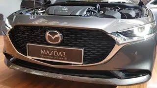 All new 2019 Mazda 3 Sedan Walk Around Review | Evomalaysia.com