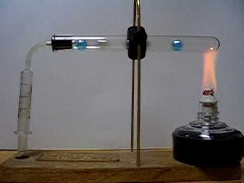 Stirling Engine Experiment