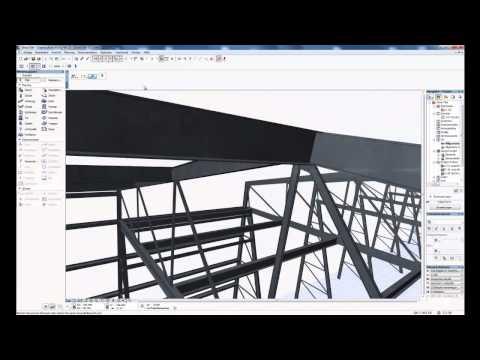 Видео презентация архикада