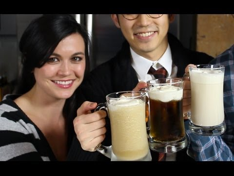 Harry Potter Butterbeer, Feast of Fiction Ep. 2